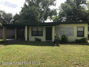 85 N Mantor Avenue, Titusville, FL 32796