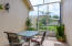 French doors from casual dining open to this!