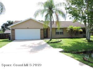 1241 Monument Avenue SE, Palm Bay, FL 32909
