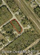 1198 Quentin (2 Corner Lots) Avenue SE, Palm Bay, FL 32909