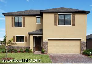 3697 Whimsical Circle, Rockledge, FL 32955