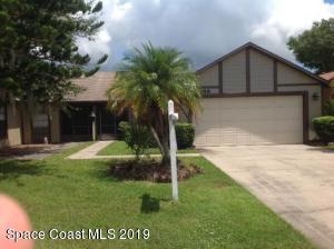 1388 Byrd Court, Rockledge, FL 32955