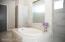 Master bath retreat.