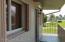 Generous End Unit Balcony Porch off Entry