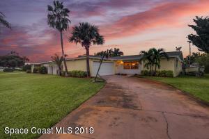 952 Golden Beach Boulevard, Indian Harbour Beach, FL 32937