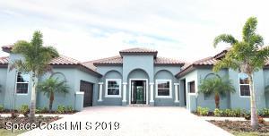 7258 Preserve Pointe Drive, Merritt Island, FL 32953