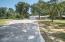 Custom Pavers lining Driveway