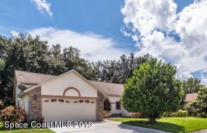 931 Jamestown Drive, Rockledge, FL 32955