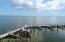 dock with private boat slip