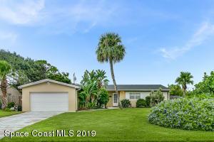 310 Harwood Avenue, Satellite Beach, FL 32937