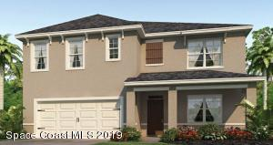 939 Forest Trace Circle, Titusville, FL 32780