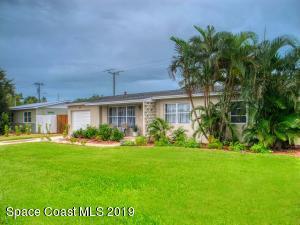 220 Melaleuca Drive, Satellite Beach, FL 32937