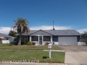605 Parkside Avenue, Merritt Island, FL 32953