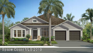 Rendering of the home under construction .