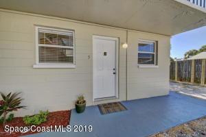 406 Tyler Avenue, 5, Cape Canaveral, FL 32920