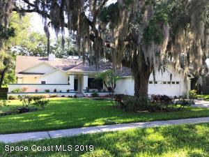 164 Oak Grove Lane, Merritt Island, FL 32952