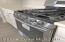 Samsung stainless natural gas range