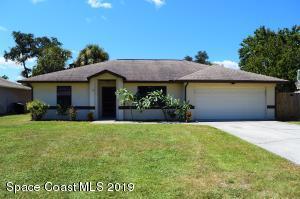 7010 Bismarck Road, Cocoa, FL 32927