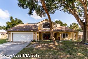 880 Brookstone Drive, Merritt Island, FL 32952