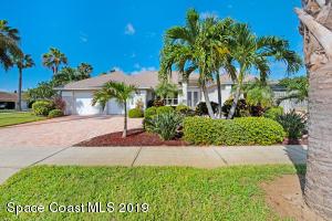 301 Salida Drive, Indian Harbour Beach, FL 32937