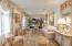 Natural Light Brightens the Formal Living Room