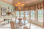 Eat-In Kitchen with Tongue & Groove Ceilings