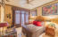Guest Bedroom with Private Bath, Walk-In Closet & Access to Balcony