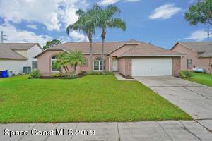 892 Jamestown Drive, Rockledge, FL 32955