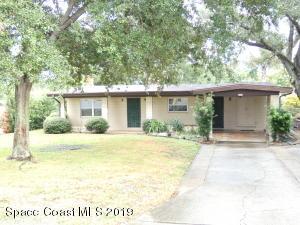 117 N Indian Circle N, Cocoa, FL 32922