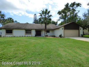 315 Mocking Bird Lane, Merritt Island, FL 32953