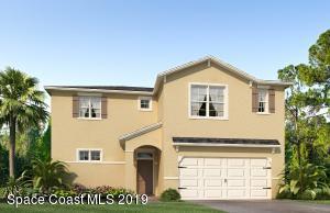 3712 Whimsical Circle, Rockledge, FL 32955