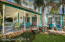 You'll never want to leave the cheery, inviting, wrap-around porch with view of Indian River Lagoon.
