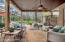 Under roof lanai / verandah
