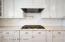 Potfiller above gas stove