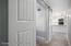 Hallway to the kitchen