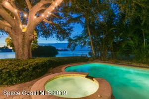 1364 BAY SHORE DRIVE, COCOA BEACH, FL 32931  Photo