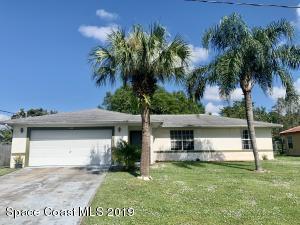 1745 Heartwellville Street NW, Palm Bay, FL 32907