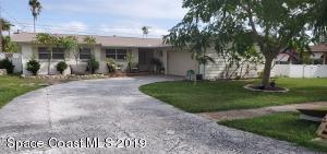 1590 Coral Street, Merritt Island, FL 32952