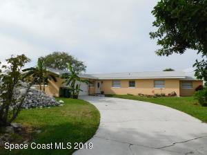 516 Barrello Lane, Cocoa Beach, FL 32931
