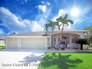 122 Windward Way, Indian Harbour Beach, FL 32937
