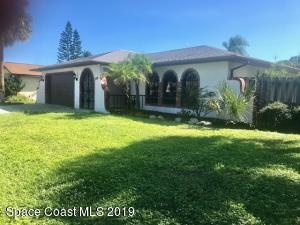 459 Coach Road, Satellite Beach, FL 32937
