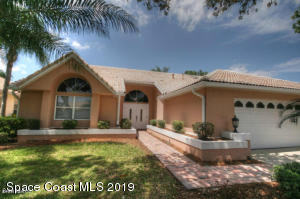 760 Spanish Cove Drive, Melbourne, FL 32940