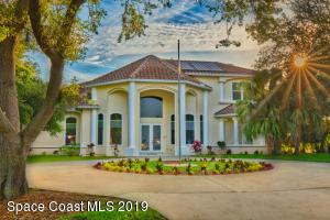 180 HACIENDA DRIVE, MERRITT ISLAND, FL 32952  Photo