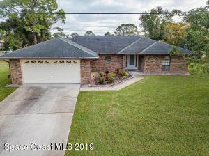 485 Lisa Road NE, Palm Bay, FL 32907