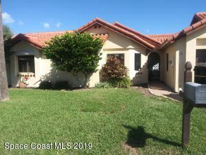 619 Manatee Drive, Satellite Beach, FL 32937