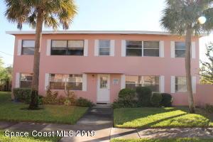 420 Monroe Avenue, 102, Cape Canaveral, FL 32920