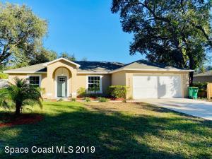 5955 Homestead Avenue, Cocoa, FL 32927