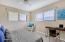 3rd bedroom/office/lundry staged