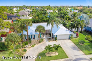 6 Colonial Way, Indian Harbour Beach, FL 32937