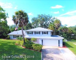126 S Twin Lakes Road, Cocoa, FL 32926